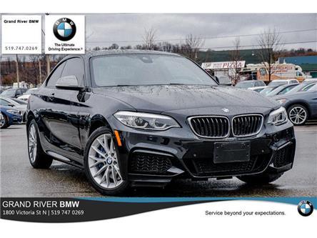 2018 BMW M240i xDrive (Stk: PW5304) in Kitchener - Image 1 of 22