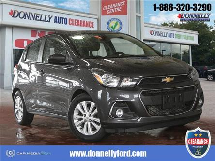 2016 Chevrolet Spark 1LT CVT (Stk: CLDUR6341A) in Ottawa - Image 1 of 28