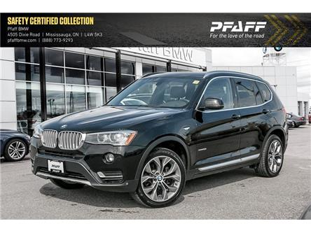 2017 BMW X3 xDrive28i (Stk: 23144A) in Mississauga - Image 1 of 22