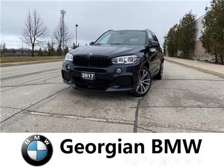 2017 BMW X5 xDrive35i (Stk: P1616) in Barrie - Image 1 of 14