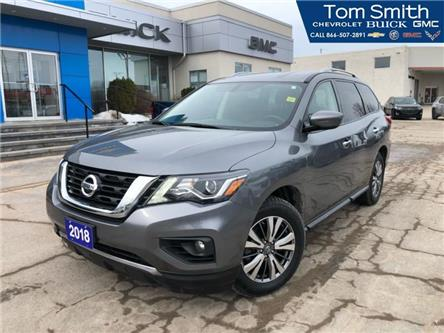 2018 Nissan Pathfinder  (Stk: 45385A) in Midland - Image 1 of 20