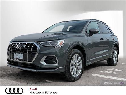 2020 Audi Q3 45 Komfort (Stk: AU8462) in Toronto - Image 1 of 22