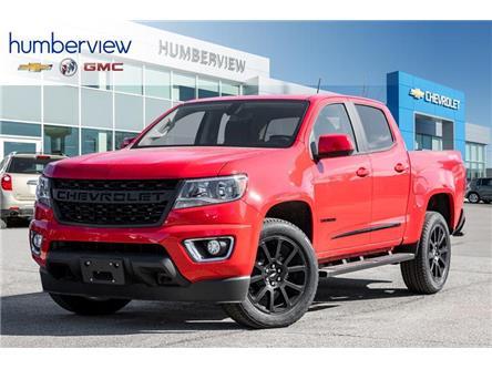 2020 Chevrolet Colorado LT (Stk: 20CL025) in Toronto - Image 1 of 19
