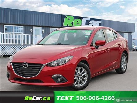 2014 Mazda Mazda3 GS-SKY (Stk: 200386A) in Saint John - Image 1 of 22