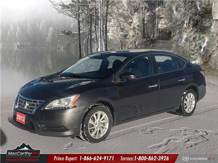 2013 Nissan Sentra 1.8 SV (Stk: CDL739239) in Terrace - Image 1 of 14