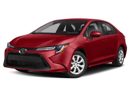 2020 Toyota Corolla LE (Stk: 22307) in Thunder Bay - Image 1 of 9
