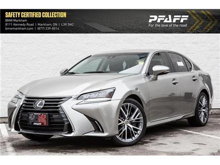 2016 Lexus GS 350 Base (Stk: 36300A) in Markham - Image 1 of 20
