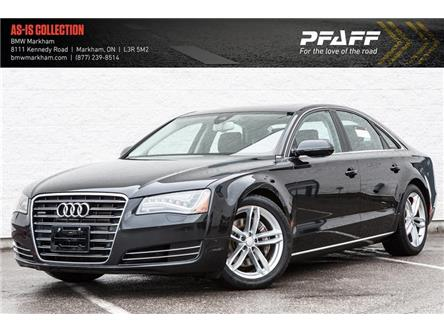 2013 Audi A8 3.0T (Stk: 38268A) in Markham - Image 1 of 20