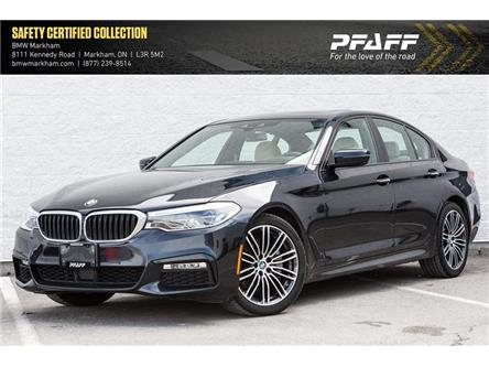 2017 BMW 530i xDrive (Stk: D12903) in Markham - Image 1 of 22