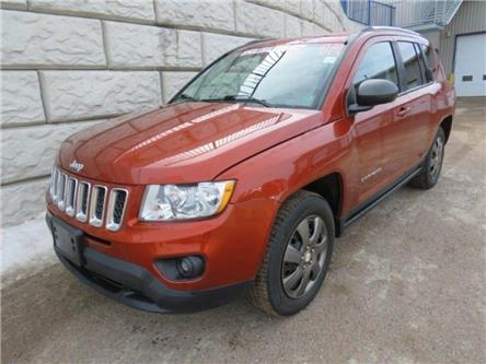 2012 Jeep Compass Sport/North (Stk: D00283A) in Fredericton - Image 1 of 20