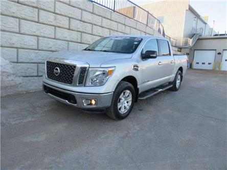 2017 Nissan Titan  (Stk: D00369A) in Fredericton - Image 1 of 17