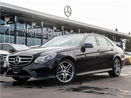 2016 Mercedes-Benz E-Class Base (Stk: K4007) in Kitchener - Image 1 of 26