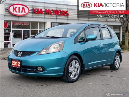 2012 Honda Fit LX (Stk: SO20-020A) in Victoria - Image 1 of 24