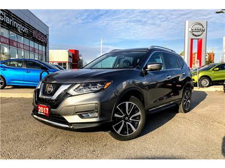 2017 Nissan Rogue SL Platinum (Stk: HC806336) in Bowmanville - Image 1 of 39