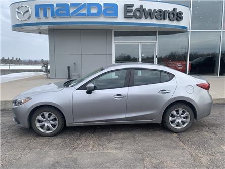 2014 Mazda Mazda3 GX-SKY (Stk: 22229) in Pembroke - Image 1 of 9