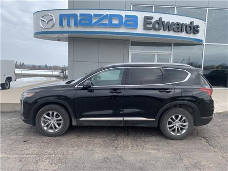 2019 Hyundai Santa Fe ESSENTIAL (Stk: 22232) in Pembroke - Image 1 of 10