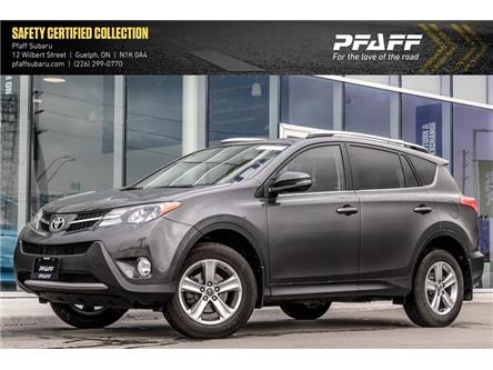 2015 Toyota RAV4 XLE (Stk: S00571A) in Guelph - Image 1 of 22