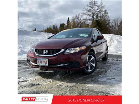 2015 Honda Civic LX (Stk: U5576A) in Woodstock - Image 1 of 7