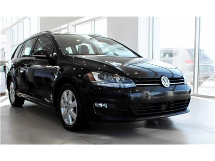 2015 Volkswagen Golf Sportwagon 2.0 TDI Highline (Stk: 69393A) in Saskatoon - Image 1 of 7