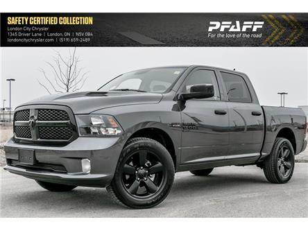 2019 RAM RAM 1500 Crew Cab 4x4 (DS) ST (140.5 WB - 5'7 Box) (Stk: LC9941A) in London - Image 1 of 22