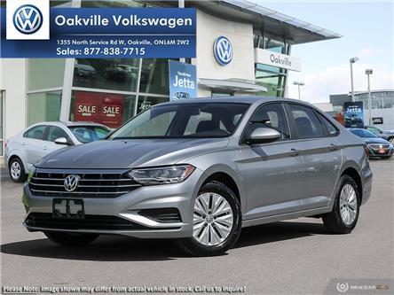 2020 Volkswagen Jetta Comfortline (Stk: 21837) in Oakville - Image 1 of 23