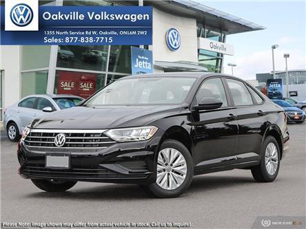2020 Volkswagen Jetta Comfortline (Stk: 21838) in Oakville - Image 1 of 23