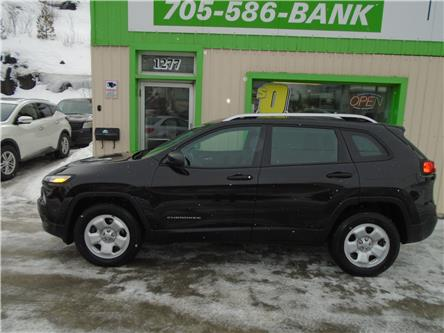2014 Jeep Cherokee Sport (Stk: ) in Sudbury - Image 1 of 6