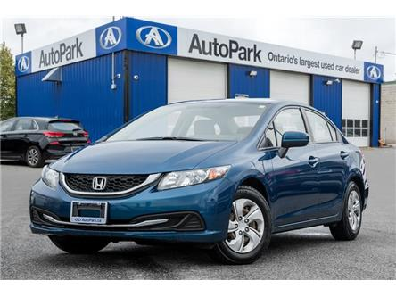 2015 Honda Civic LX (Stk: 15-24935T) in Georgetown - Image 1 of 19