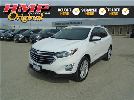 2018 Chevrolet Equinox Premier (Stk: 77624) in Exeter - Image 1 of 30