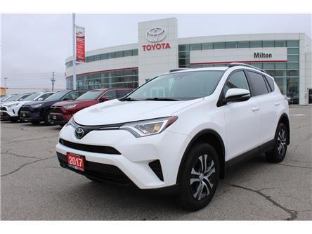 2017 Toyota RAV4 LE (Stk: 551074) in Milton - Image 1 of 18