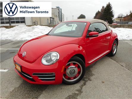 2018 Volkswagen Beetle 2.0 TSI Coast (Stk: P7410) in Toronto - Image 1 of 23