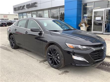 2020 Chevrolet Malibu LT (Stk: 20-738) in Listowel - Image 1 of 10