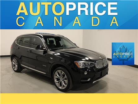 2017 BMW X3 xDrive28i (Stk: B0910) in Mississauga - Image 1 of 30