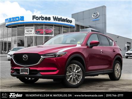 2019 Mazda CX-5 GT (Stk: M6592x) in Waterloo - Image 1 of 17
