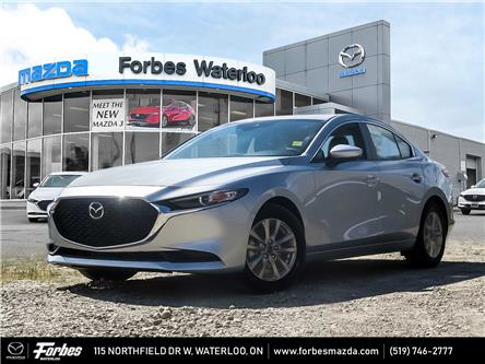 2019 Mazda Mazda3 GS (Stk: A6607x) in Waterloo - Image 1 of 13