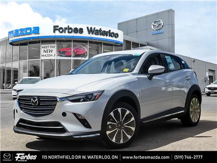2019 Mazda CX-3 GT (Stk: G6612x) in Waterloo - Image 1 of 17