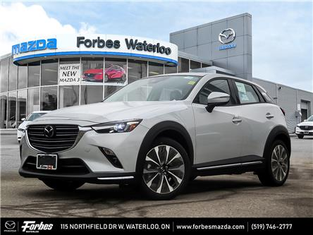 2019 Mazda CX-3  (Stk: G6642x) in Waterloo - Image 1 of 18