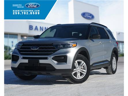 2020 Ford Explorer XLT (Stk: S202077) in Dawson Creek - Image 1 of 18