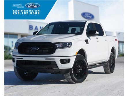 2020 Ford Ranger Lariat (Stk: T202076) in Dawson Creek - Image 1 of 16