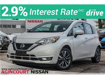 2017 Nissan Versa Note 1.6 SL (Stk: U12777) in Scarborough - Image 1 of 25