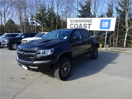 2020 Chevrolet Colorado ZR2 (Stk: CL191059) in Sechelt - Image 1 of 20
