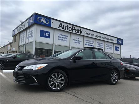 2016 Toyota Camry XLE (Stk: 16-65355) in Brampton - Image 1 of 26