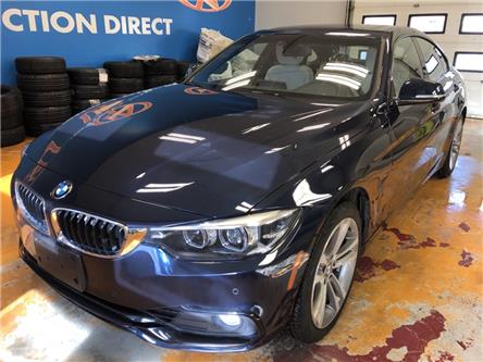 2018 BMW 430i xDrive Gran Coupe (Stk: G96952) in Lower Sackville - Image 1 of 18