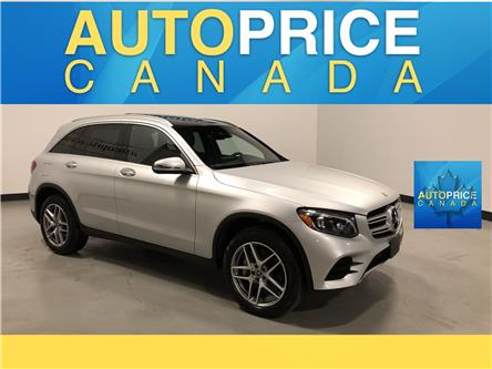 2018 Mercedes-Benz GLC 300 Base (Stk: W0917) in Mississauga - Image 1 of 26