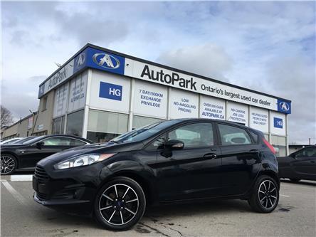2017 Ford Fiesta SE (Stk: 17-17953) in Brampton - Image 1 of 23