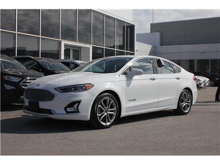 2019 Ford Fusion Hybrid Titanium (Stk: 952830) in Ottawa - Image 1 of 18