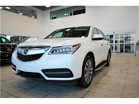 2016 Acura MDX Navigation Package (Stk: PW0145) in Red Deer - Image 1 of 20