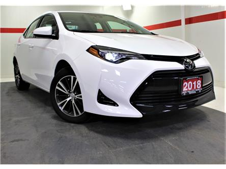 2018 Toyota Corolla LE (Stk: 300624S) in Markham - Image 1 of 26