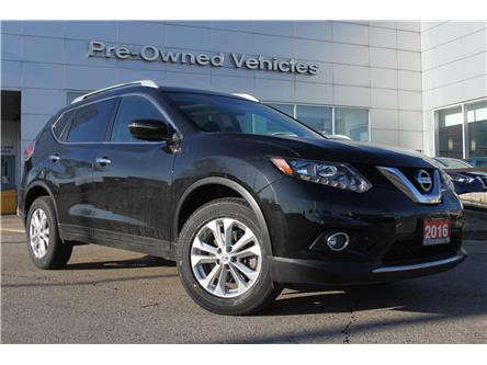 2016 Nissan Rogue SV (Stk: P5944) in Toronto - Image 1 of 12