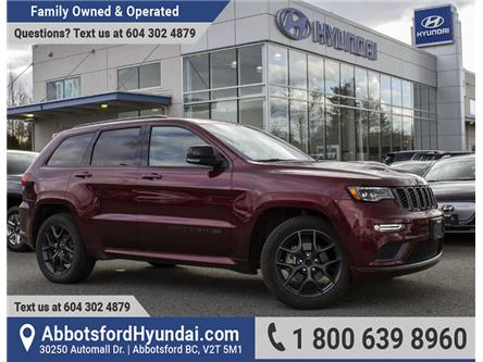 2019 Jeep Grand Cherokee Limited (Stk: AH9052) in Abbotsford - Image 1 of 29